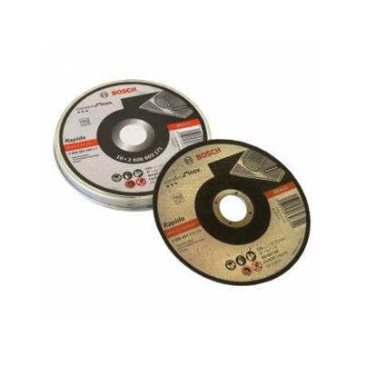 Bosch Thin Metal Cutting Disc Inox Pack of 10 in a Tin
