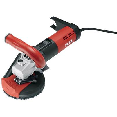 FLEX LD 15-10 125 R, Kit Turbo-Jet Concrete Grinder 230v
