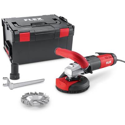FLEX Flex LD15-10 125 R, Kit TH-Jet Concrete Grinder 230v