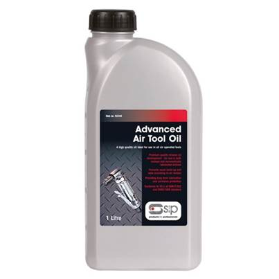 SIP 02348 1 Litre Advanced Air Tool Oil