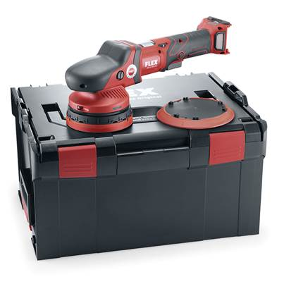 FLEX XFE 15 150 180 EC Cordless Random orbital Polisher Bare Unit
