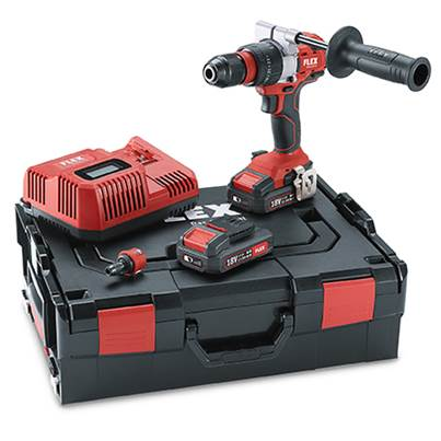 FLEX PD 2G 18v Brushless Cordless Percussion Drill