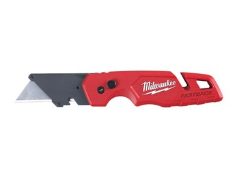 Milwaukee Hand Tools 4932471358 Fastback Flip Utility Knife with Blade Compartment