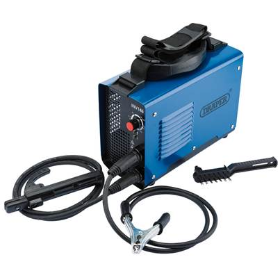 Draper 64533 230V ARC/TIG Inverter Welder Kit (140A)