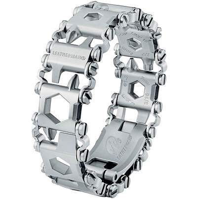 Leatherman Tread LT Mulltitool Bracelet Stainless