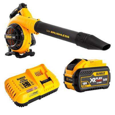 DEWALT DCM572X1 FlexVolt XR Blower with Battery and Charger