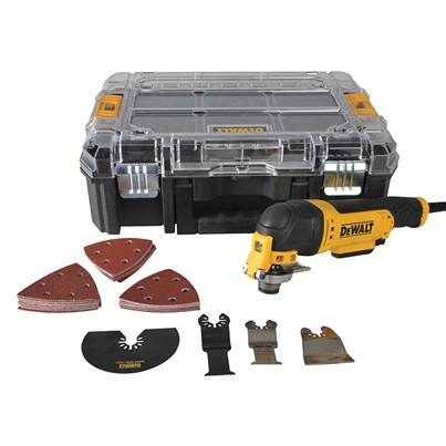 Dewalt DWE314KT Multi-Functional Tool With Accessories