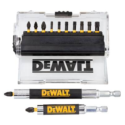 Dewalt DT70574T Extreme Impact Torsion screwdriver bit Set 14pce
