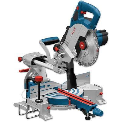 Bosch GCM18V-216 BITURBO Cordless Mitre Saw 18V (Body Only)