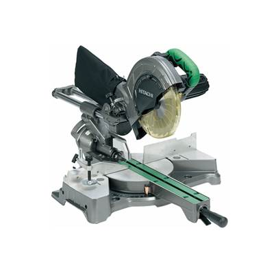 Hitachi C8FSEB Sliding Compound Mitre Saw & Blade 216mm 1050W 240V