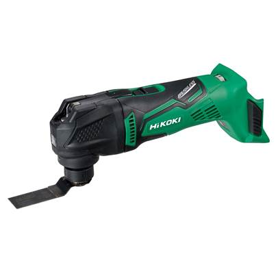 HiKOKI CV18DBL 18V Brushless Multi Tool Bare Unit