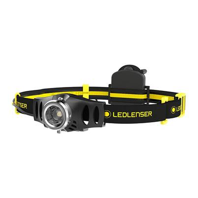 Ledlenser iH3 I series Industrial Head Torch