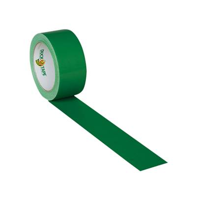 Duck Tape 48mm x 9.1m British Racing Green