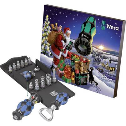 Wera Advent Calendar 2020 Now in Stock