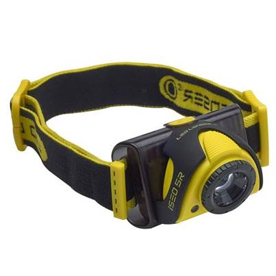 LED Lenser iSEO 5R Rechargeable Headlamp 180 Lumens