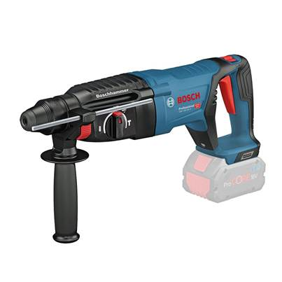 Bosch GBH 18V-26 D Cordless Rotary Hammer Drill Bare Unit