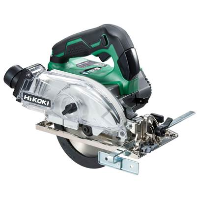 HiKOKI C3605DYA 36V Circular Saw with Dust Collection Naked