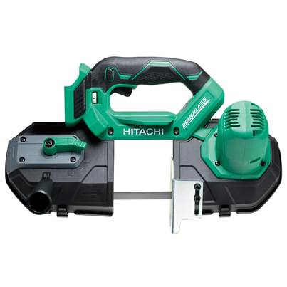 Hitachi CB18DBL Brushless Band Saw - Bare Unit