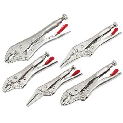 Crescent Crescent® Locking Plier Set 5 Piece