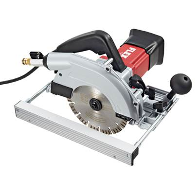 FLEX CS60 Wet Stone Saw 1400 Watt 110 Volt