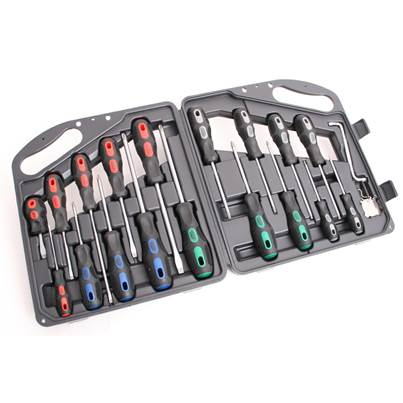 40003 Expert 20 Piece General Purpose Screwdriver Set