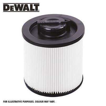 DEWALT HEPA Cartridge Filter