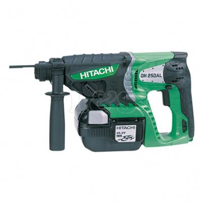 Hitachi DH25DAL/JQ 25.2V -  3 Mode SDS Hammer Drill