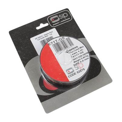 SIP 04068 0.45kg x 0.8mm Display Pack Flux-Cored Wire