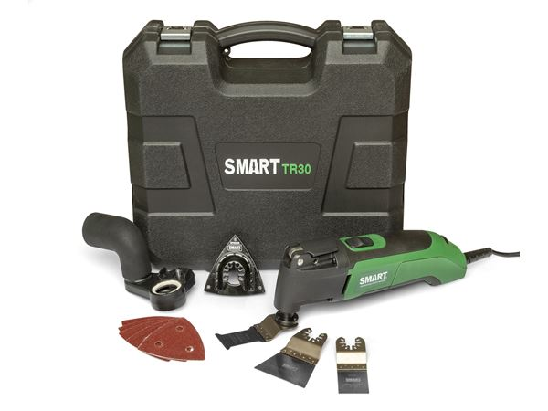 Smart TR30 Multi Start Up Kit with Tool-Less Blade Change 300W 240V