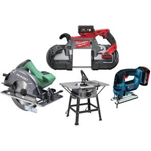 view Powered Saws products